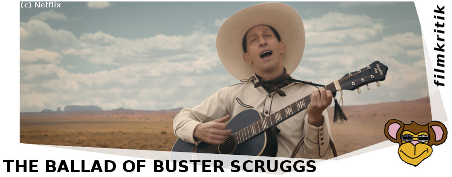 The Ballad of Buster Scruggs - Review | Netflix Original