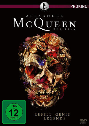 Alexander McQueen - The Movie - DVD-Cover | Documentation