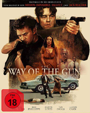 Way of the Gun - BD-Cover | Thriller