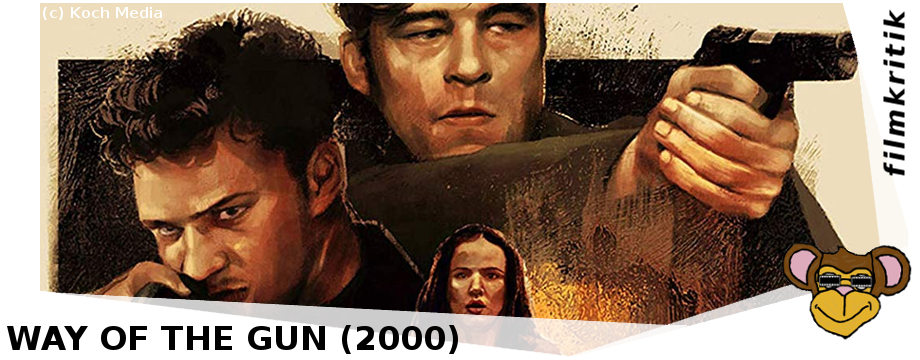 Way of the Gun - Review | Filmkritik - neu auf Blu-Ray