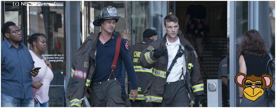 Chicago Fire - Season 7 - Episode 1   NBC