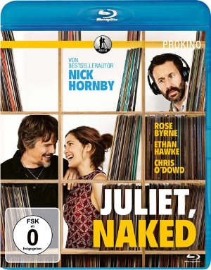 Juliet Naked - BluRay-cover | Komödie von NIck Hornby