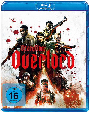 Operation Overlord - BluRay-Cover | Action Horror