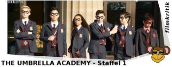The Umbrella Academy - Staffel 1 - Review | Jetzt auf Netflix