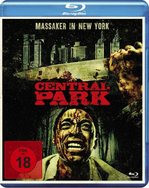 Central Park - Massaker in New York - BD-Cover | Thriller