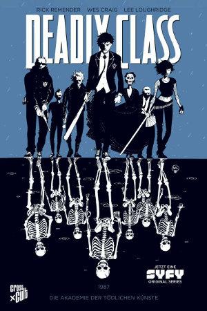 Deadly Class - Cover Band 1 - Cross Cult Comics
