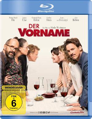 Der Vorname - BD-Cover | Film von Sönke Wortmann