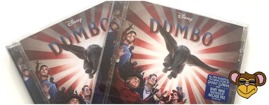 Dumbo - Gewinnspiel Soundtracks