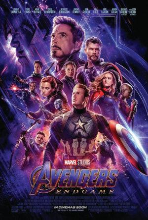 Avengers endgame - Poster | Filmkritik Review