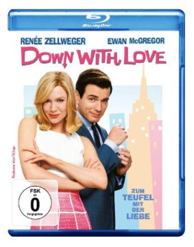 Down with Love - BluRay-Cover | Komödie