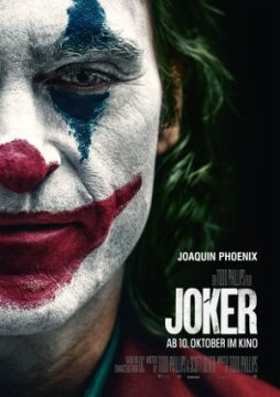 Joker - Poster | Review, Filmkritik