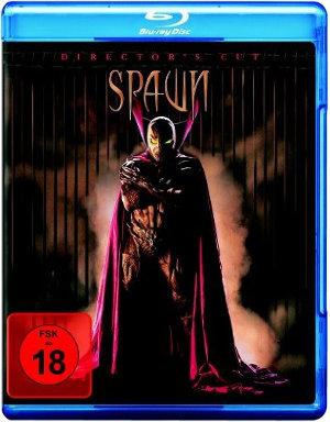 Spawn - BluRay-Cover   Filmtipp