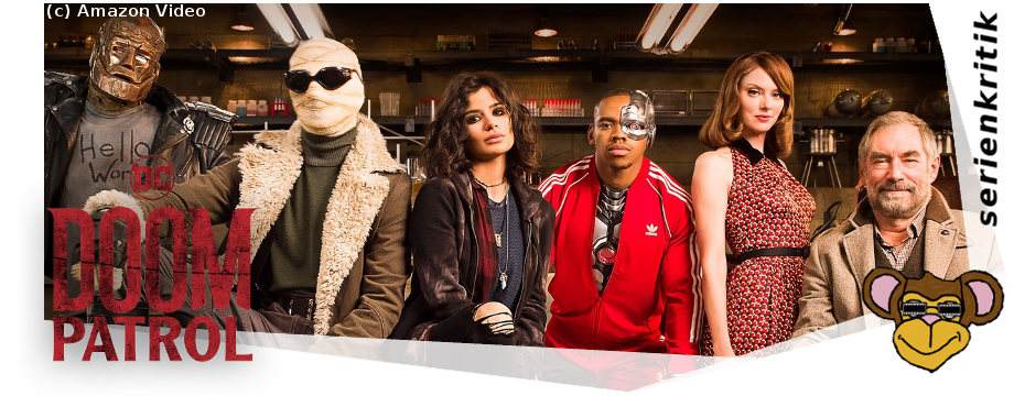 Doom Patrol - Review | Kritik auf Amazon Video