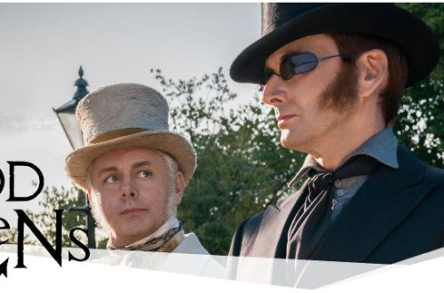 Good Omens- Review | Kritik auf Amazon Video