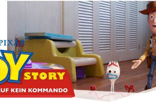 A Toy Story - Alles hört auf kein Kommando - Kritik | Disney Pixar