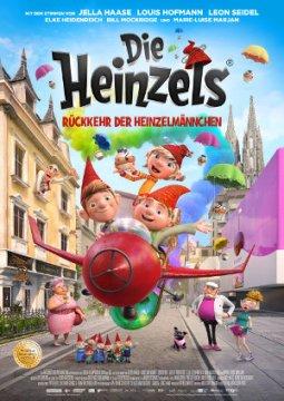 Die Heinzels - Rückkehr der Heinzelmännchen - Poster | Ab dem 30. Januar 2020 im Kino