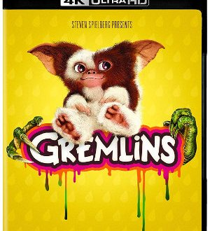 Gremlins - BluRay-Cover | Weihnachtsfilm