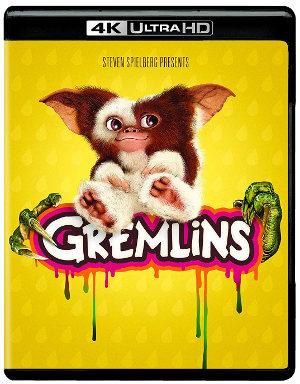 Gremlins - BluRay-Cover | Weihnachtsfilm