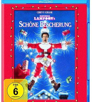 Schöne Bescherung - BluRay-Cover | Weihnachtsfilm