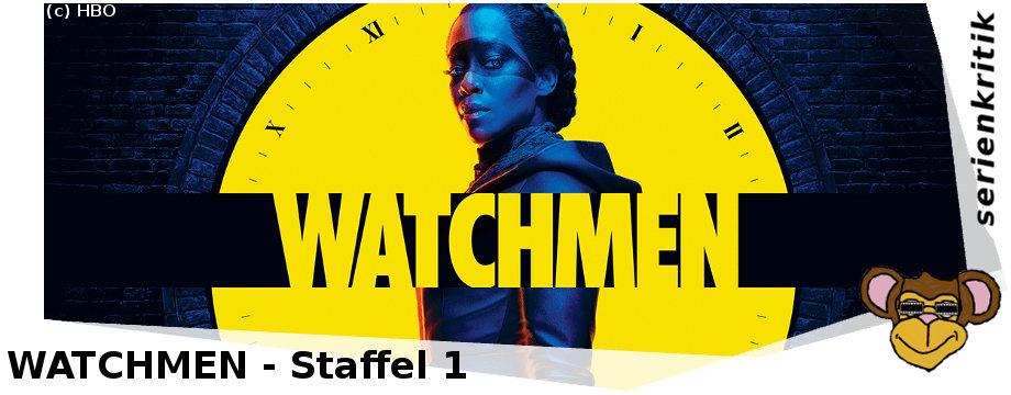 Watchmen - Season 1 - HBO