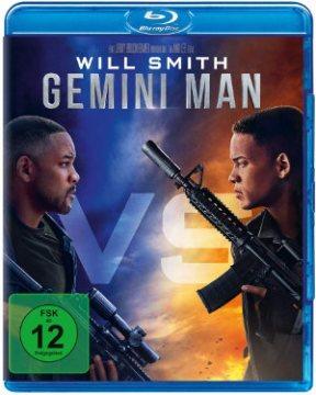 Gemini Man - BluRay-Cover | Will Smith