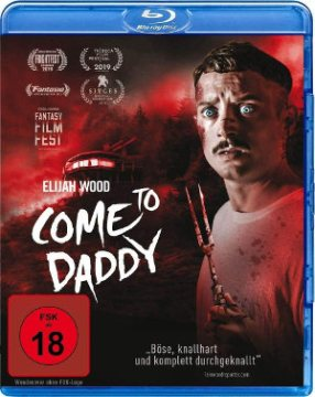 Come Daddy - BluRay-Cover | Elijah Wood