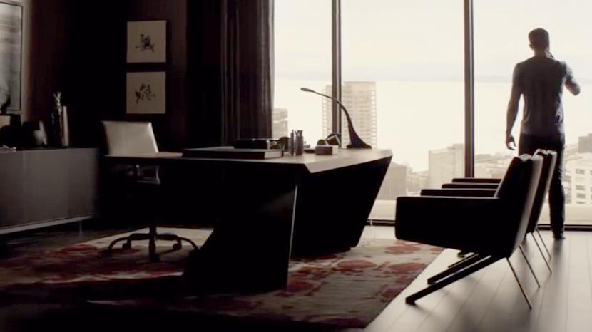 Christian Greys Commanding Desk In Fifty Shades Darker