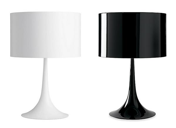 Spun Table Lamp Film And Furniture