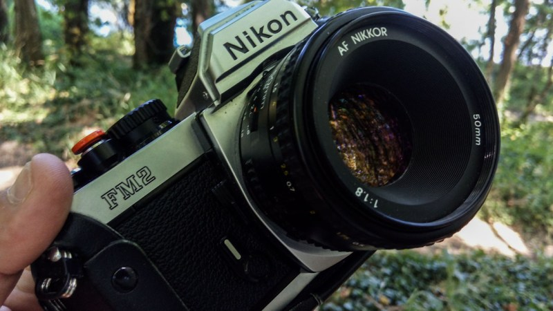 My Soon-To-Be Long Term Relationship with the Nikon FM2n
