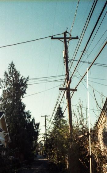 35mm f2.5 FL, Canon A-1, expired film, iso800, Kodak Gold