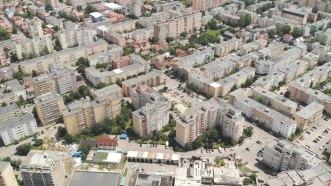 Filmare aeriana cu drona in Brasov, Valea Cetatii
