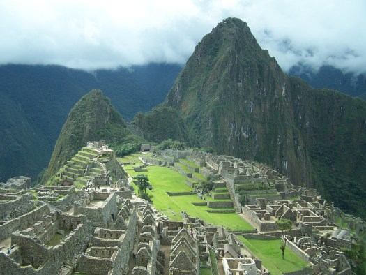 Film Location in Peru