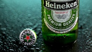 Appetite Appeal Heinekeen Beer