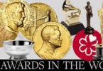 awards in the world