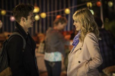 Peter Parker y Gwen Stacy
