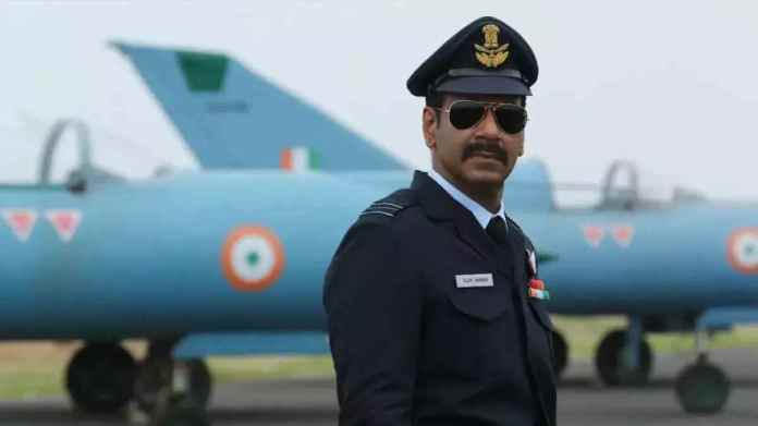 Bhuj The pride of India 2021 Indian Film Review Ajay Devgan
