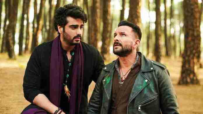 Bhoot Police Hindi Review 2021 Indian Film Saif Ali Khan Arjun Kapoor