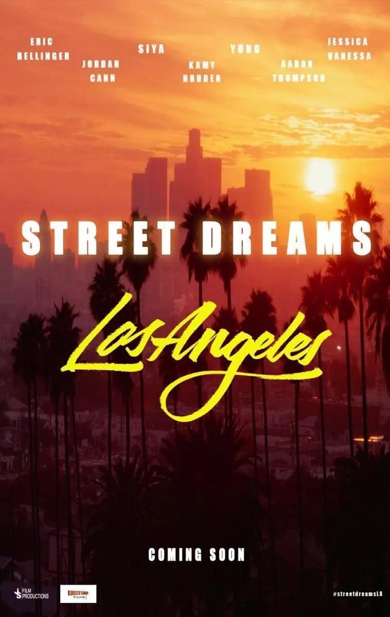 Jordan Cann's STREET DREAMS: LOS ANGELES Sets Global Platform Release Starting July