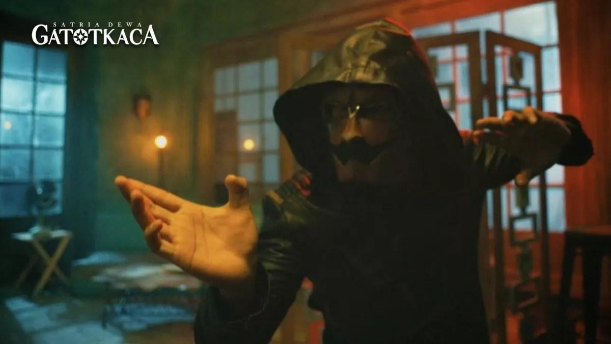 SATRIA DEWA: GATOTKACA Launches The Start Of A New Indonesian Superhero Franchise In 2020