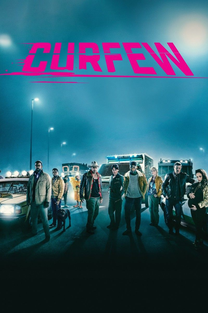 CURFEW: The Race Is On In The Official Trailer For The Spectrum Originals Action Drama Series