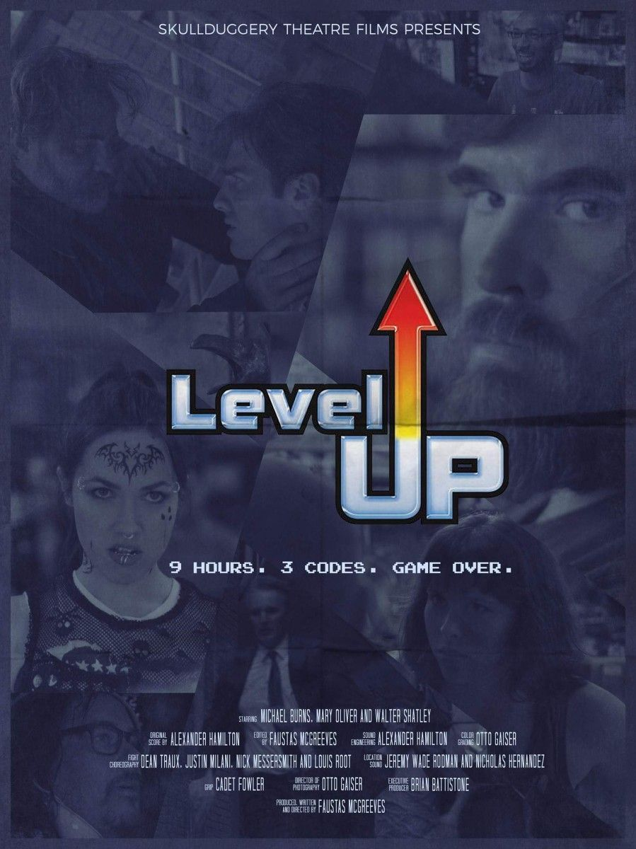 LEVEL UP Official Poster
