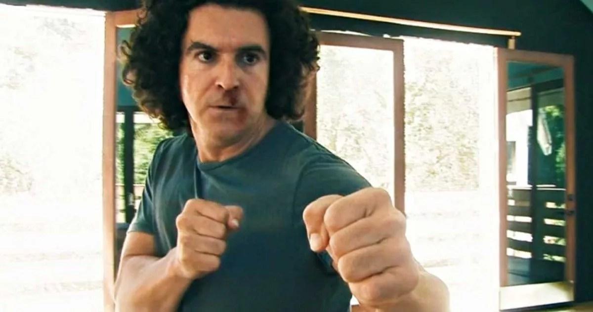 FIERCE TARGET Teaser Introduces Actor And Martial Artist Tamas Nadas