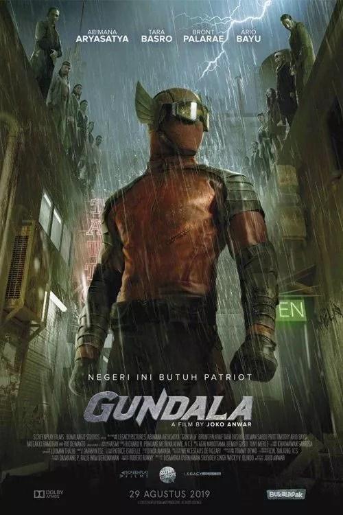 GUNDALA Trailer: Joko Anwar's Latest Births A New Superhero Universe Next Month