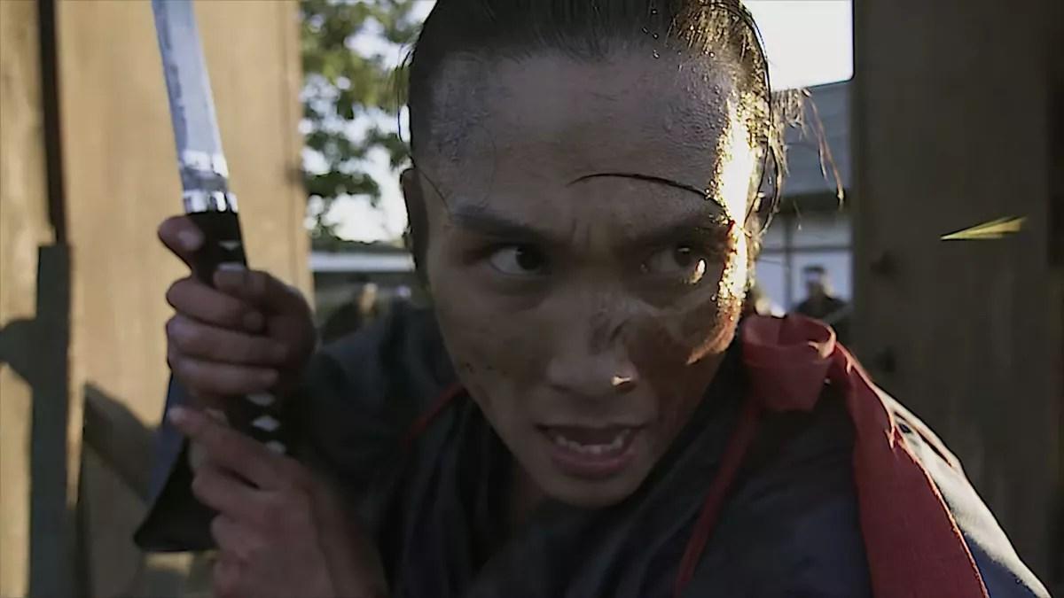 CRAZY MUSASHI: Tak Sakaguchi Unleashes The Crazy In A First Teaser