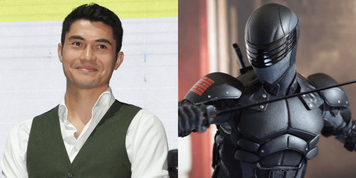 Henry Golding to star in SNAKE EYES (2020)