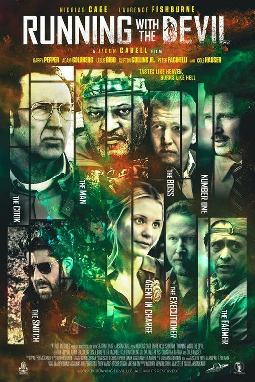 RUNNING WITH THE DEVIL Brings Fishburne And Together In The First Official Trailer