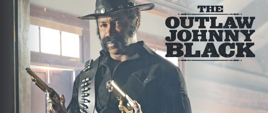 THE OUTLAW JOHNNY BLACK: Michael Jai White Hails Second Phase Of His Jaigantic Production Slate
