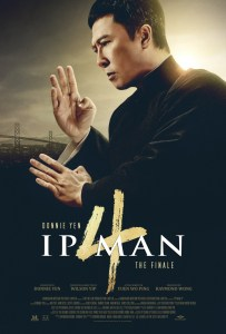 IP MAN 4: THE FINALE | Poster