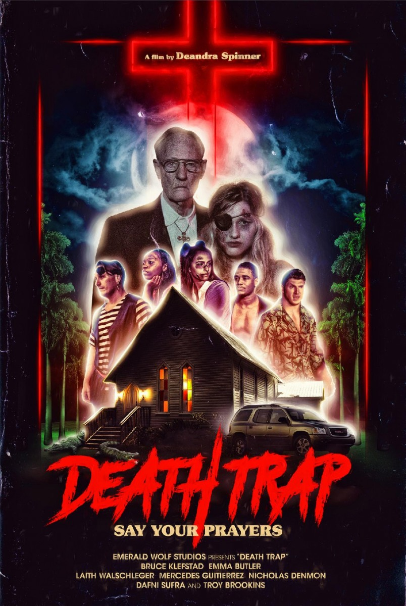 Death Trap official poster