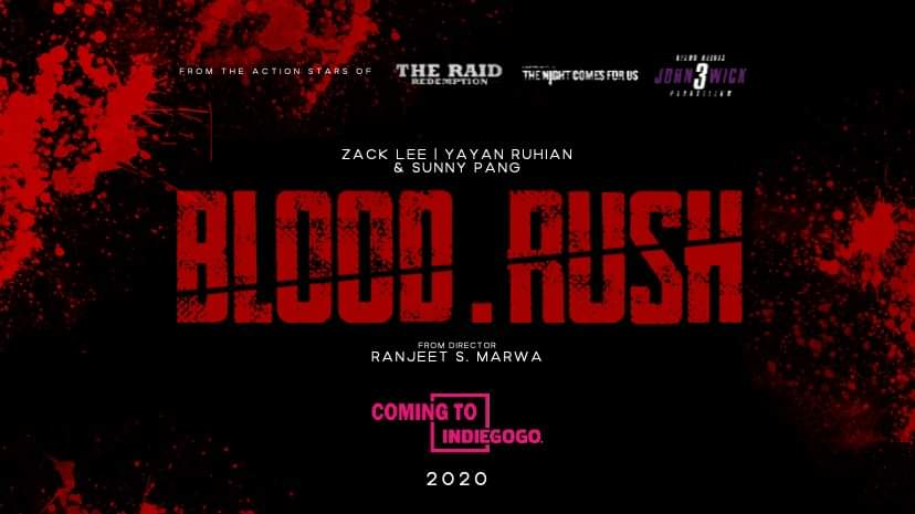 BLOOD RUSH: 'The Night Comes For Us', 'Headshot', 'John Wick 3' Stars Reunite For Upcoming Indonesian Action Thriller